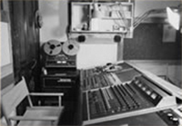 Rosewood Recording Studio in 1977